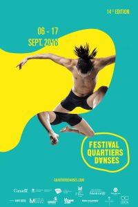 Festival Quartiers Danses © photo de courtoisie