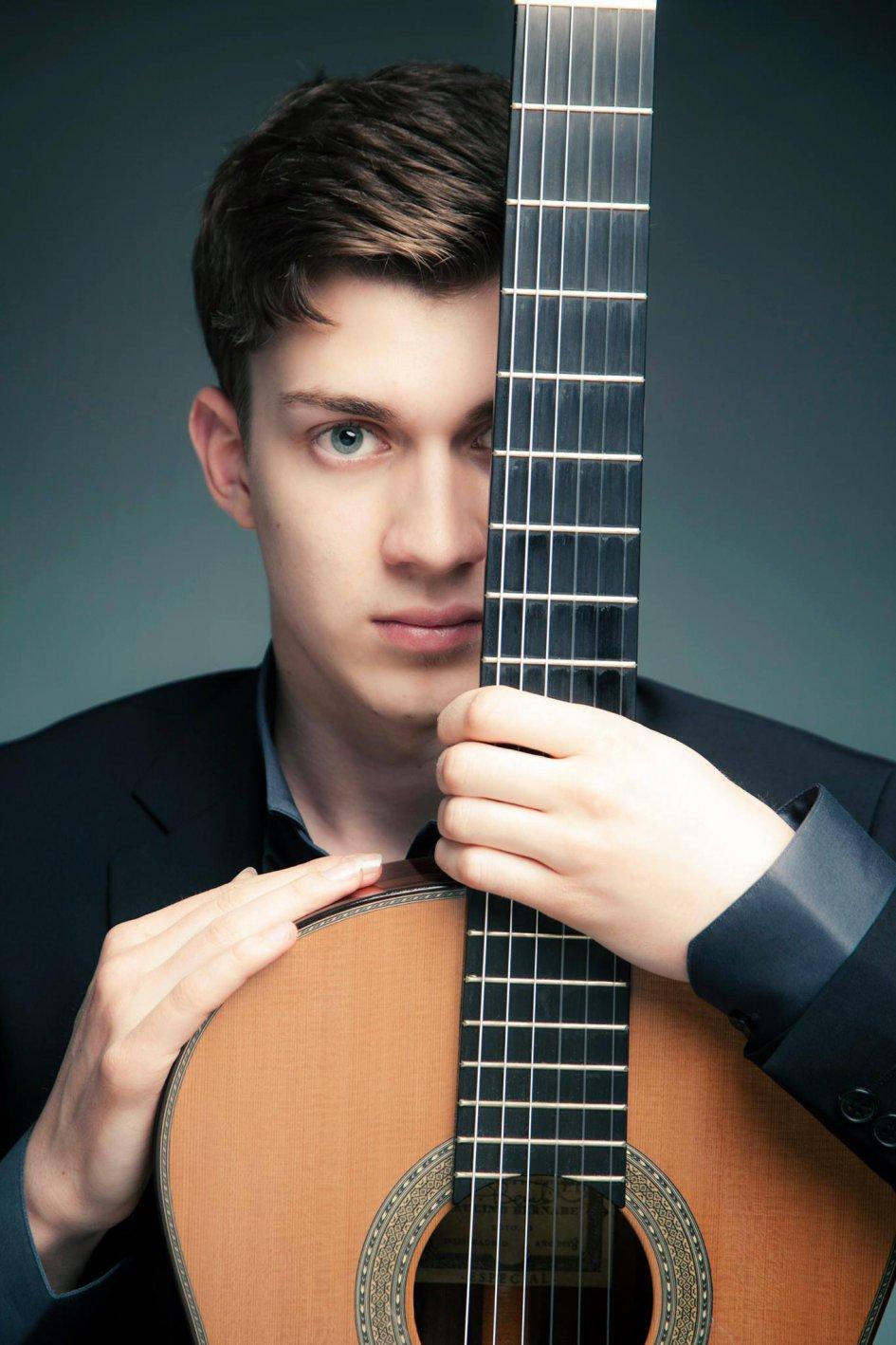 Le guitariste Thibaut Garcia