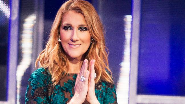 En Direct De L Univers France Beaudoin Recoit Celine Dion Le 17 Septembre