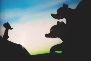 Le ciel des ours