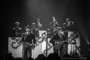 Orchestra avec Le Beatles Story Band