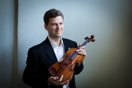 Le violoniste James Ehnes