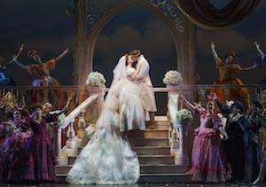 La comédie musicale «Cinderella»