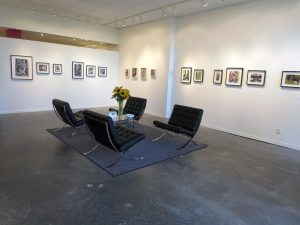 Expo Marcelle Ferron / Galerie Michel Guimont