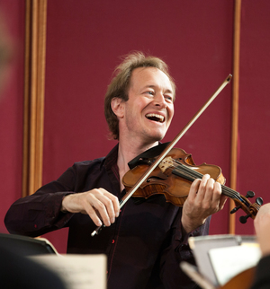 le violoniste et chef Anthony Marwood