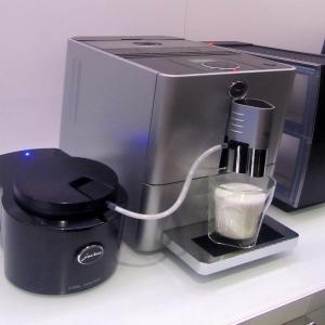 Une des machines à café