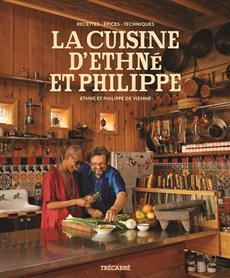 Le livre-coffret La cuisine d'Ethné et Philippe,