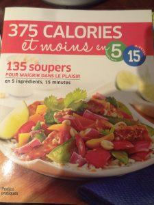 375 calories et moins en 5 ingrédients 15 minutes