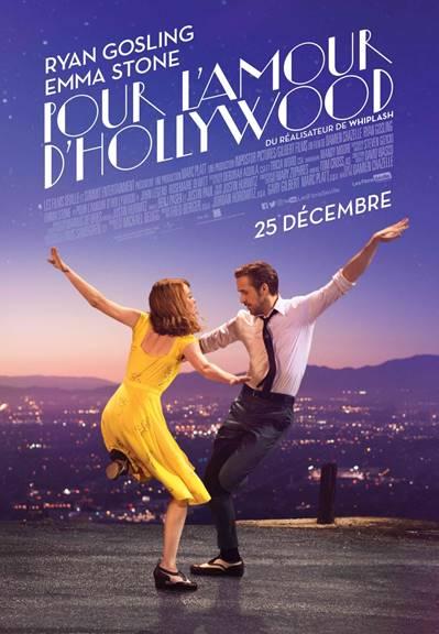 La la Land / Pour l'amour d'Hollywood