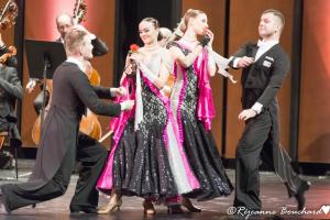 Les magnifiques danseurs