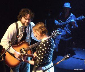 Pierre-Luc Brillant & Isabelle Blais Photo @Lise Breton