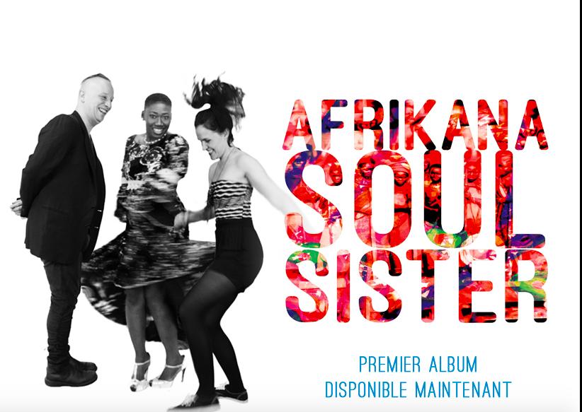 Afrikan Soul Sister