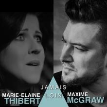 Marie-Élaine Thibert et Maxime McGraw