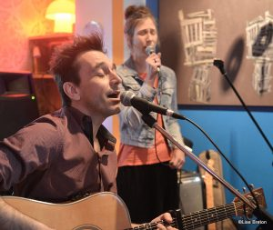 Sergio Ouellet et Sonia Brochet Photo @Lise Breton