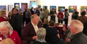 Exposition collective de 26 artistes, membres de la SACQ