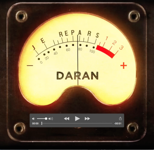 Daran - extrait radio