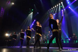 Les danseurs de Celtic Legends