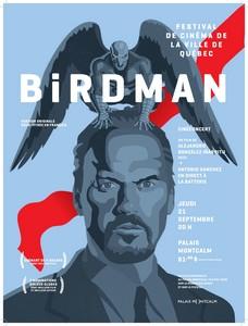 Birdman d'Alejandro Inarritu