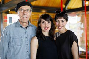 Bernard, Anne et Catherine Monna