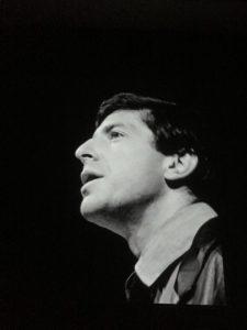 Leonard Cohen - Une brèche en toute chose / A Crack in Everything © Photo de courtoisie