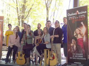 Chanteuses chanteurs musiciens