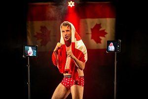Combat de boxe de Justin Trudeau