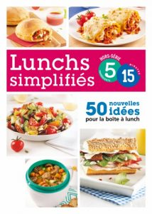 Magazine 5 - 15 Lunchs simplifiés