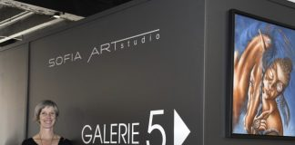 La Galerie 5 est située au 2365 rue St-Dominique à Jonquière