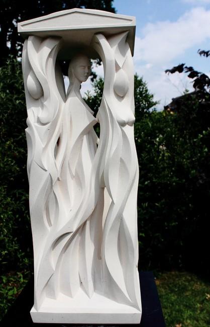 Muses - Oeuvre de Nicolas Audigier