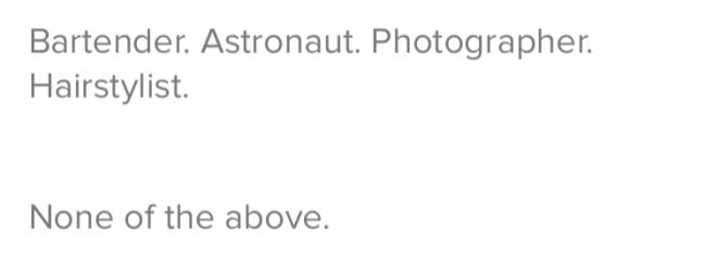 Descriptions Tinder vraiment drôles et originales