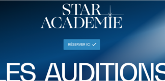 Auditions Star Académie 2021
