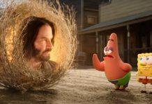 Prochaine sortie Netflix: découvrez le film Bob l'éponge avec Keanu Reeves