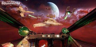 Dernière sortie de la franchise Star Wars: Le jeu vidéo Star Wars Squadron