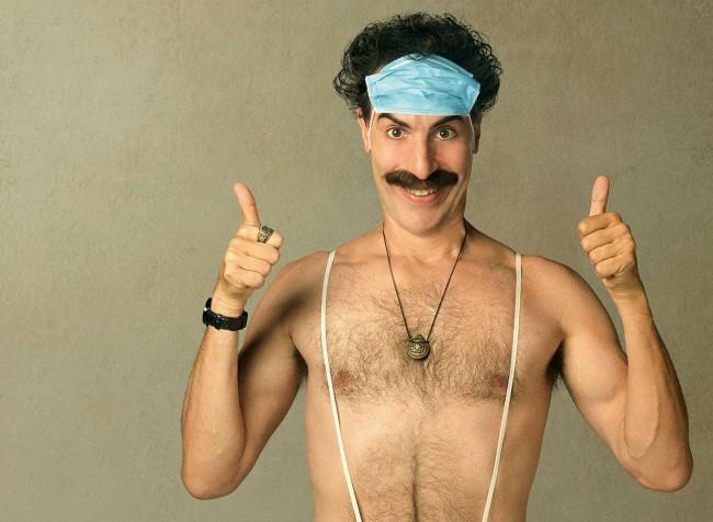 Borat 2: Eau chaude pour l'avocat de Donald Trump