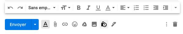 activer le mode confidentiel gmail