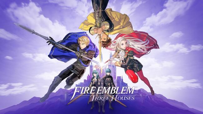 Fire Emblem : Three Houses (2019)