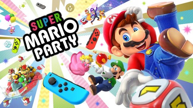 Super Mario Party (2018)