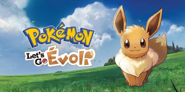 Pokémon Let's Go, Évoli (2018)