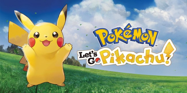 Pokémon Let's Go, Pikachu (2018)