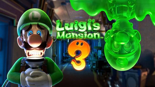 Luigi's Mansion 3 (2019)