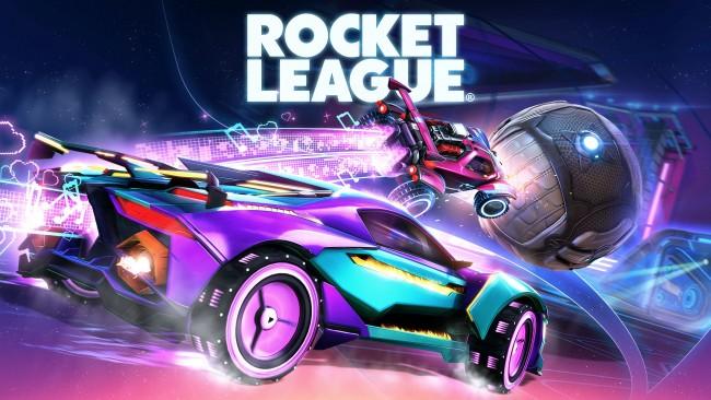 Rocket League (2017)
