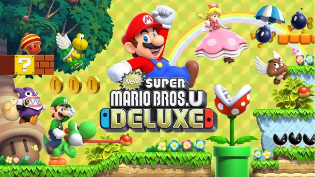 New Super Mario Bros. U Deluxe (2019)