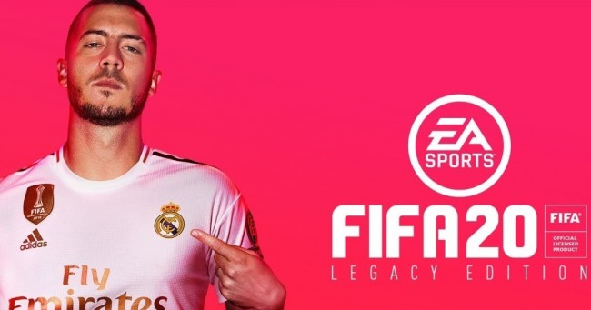 FIFA 20 Legacy Edition (2019)