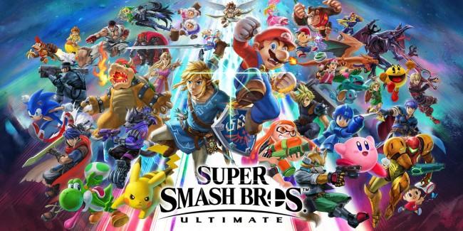Super Smash Bros. Ultimate (2018)