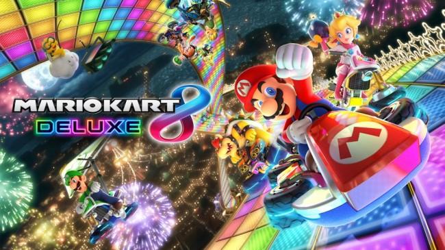Mario Kart 8 Deluxe (2017)