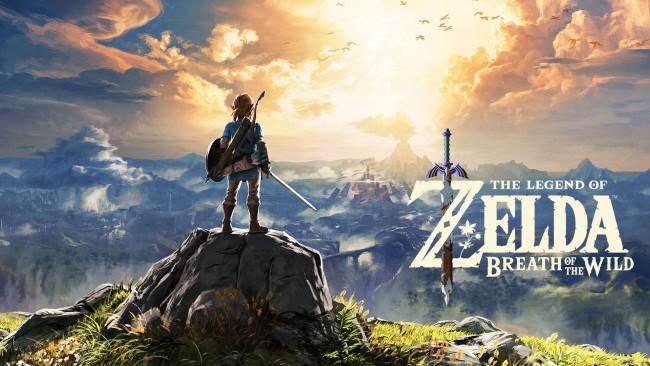 The Legend of Zelda : Breath of the Wild (2017)