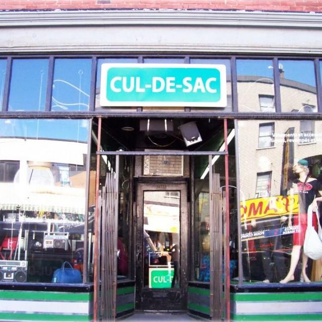 CulDeSac- boulevardsaintlaurent com