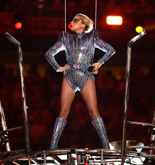 Lady gaga spectacle de la mi-temps superbowl