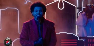 The Weeknd : une performance réussie à la mi-temps du Super Bowl