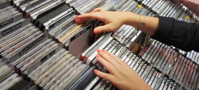 Achetons-nous encore des CD ?